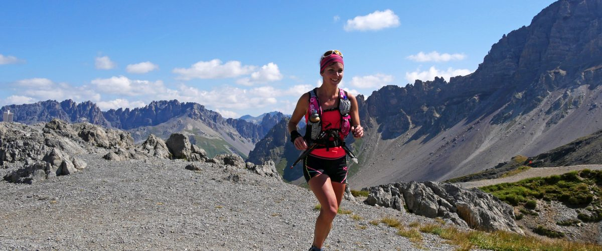 Trail running in Valloire