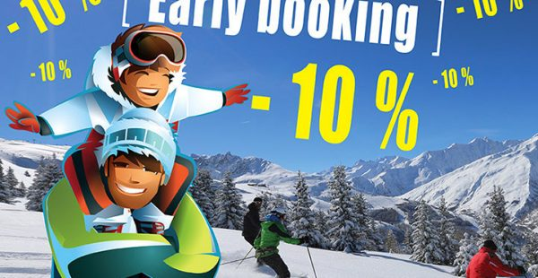 Winter 2020 Early Booking -10%