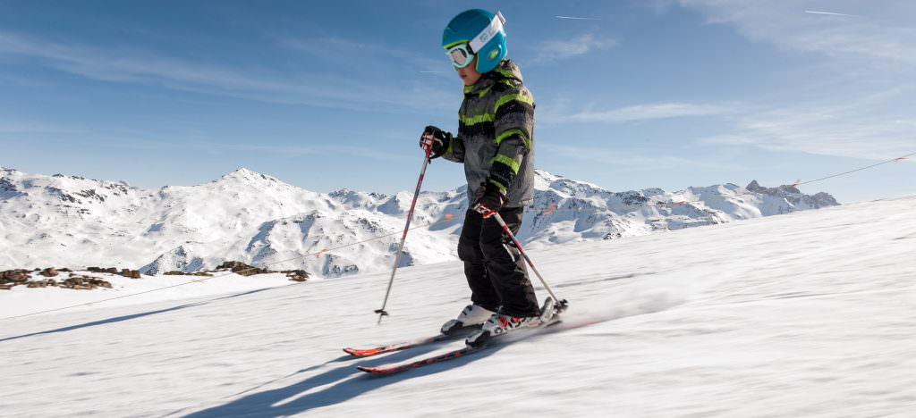 Apprendre le ski à Valloire