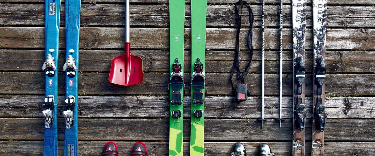 Ski hire shops