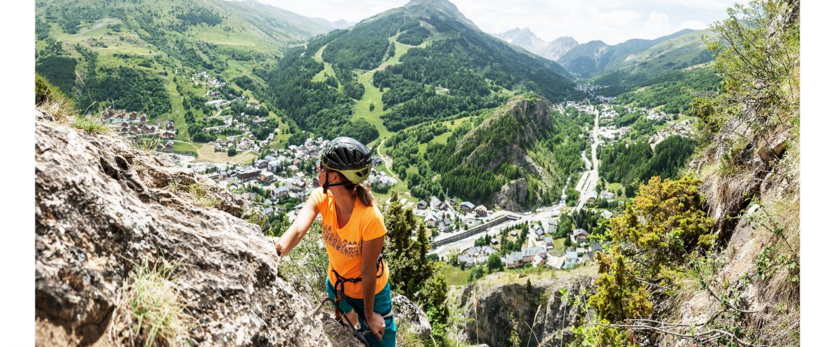 Climbing & via ferrata
