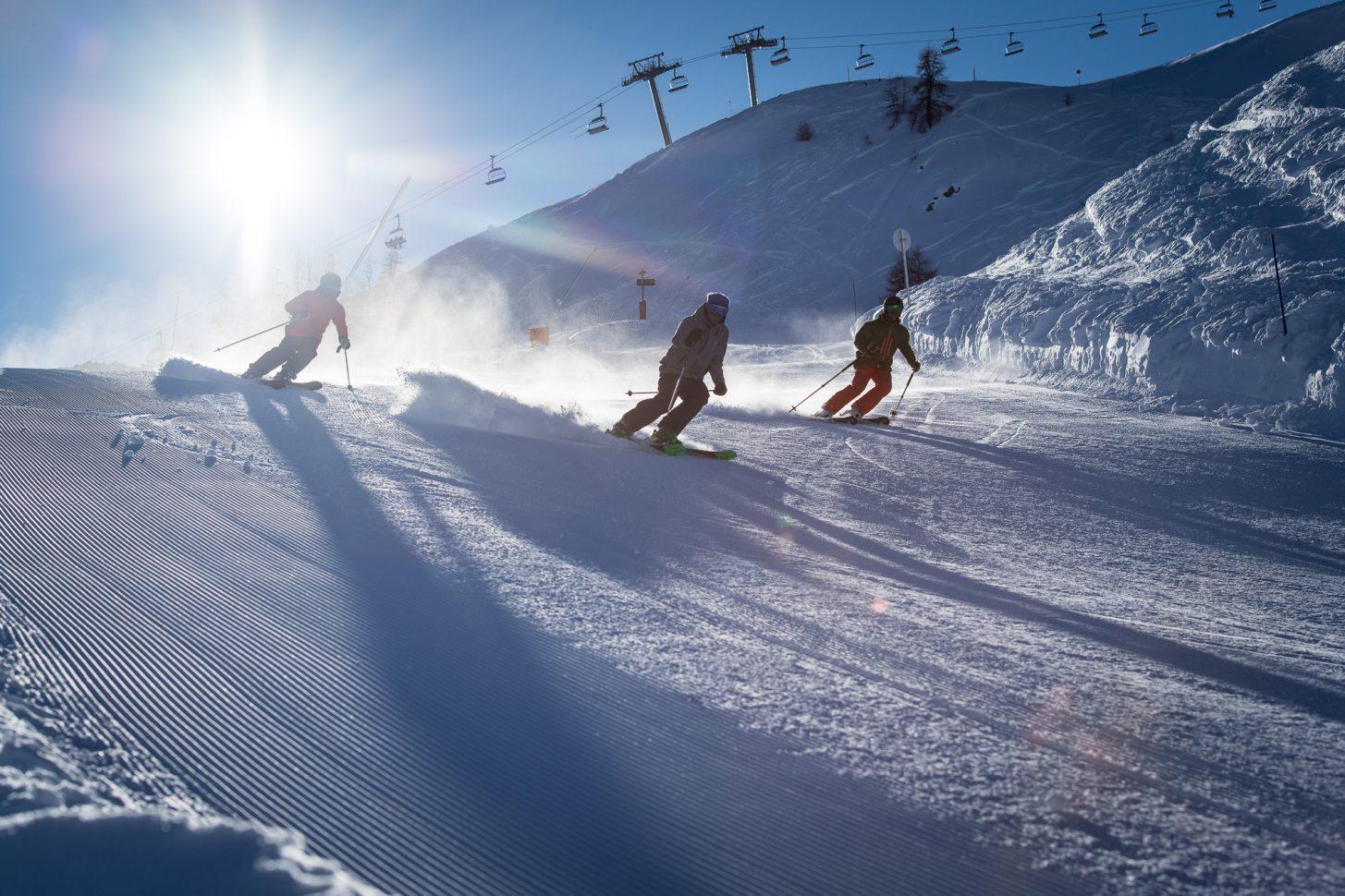 160 km de pistes de tous niveaux ! Vous allez adorer skier à Valloire