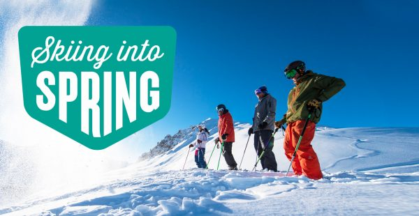 Skiing into Spring
