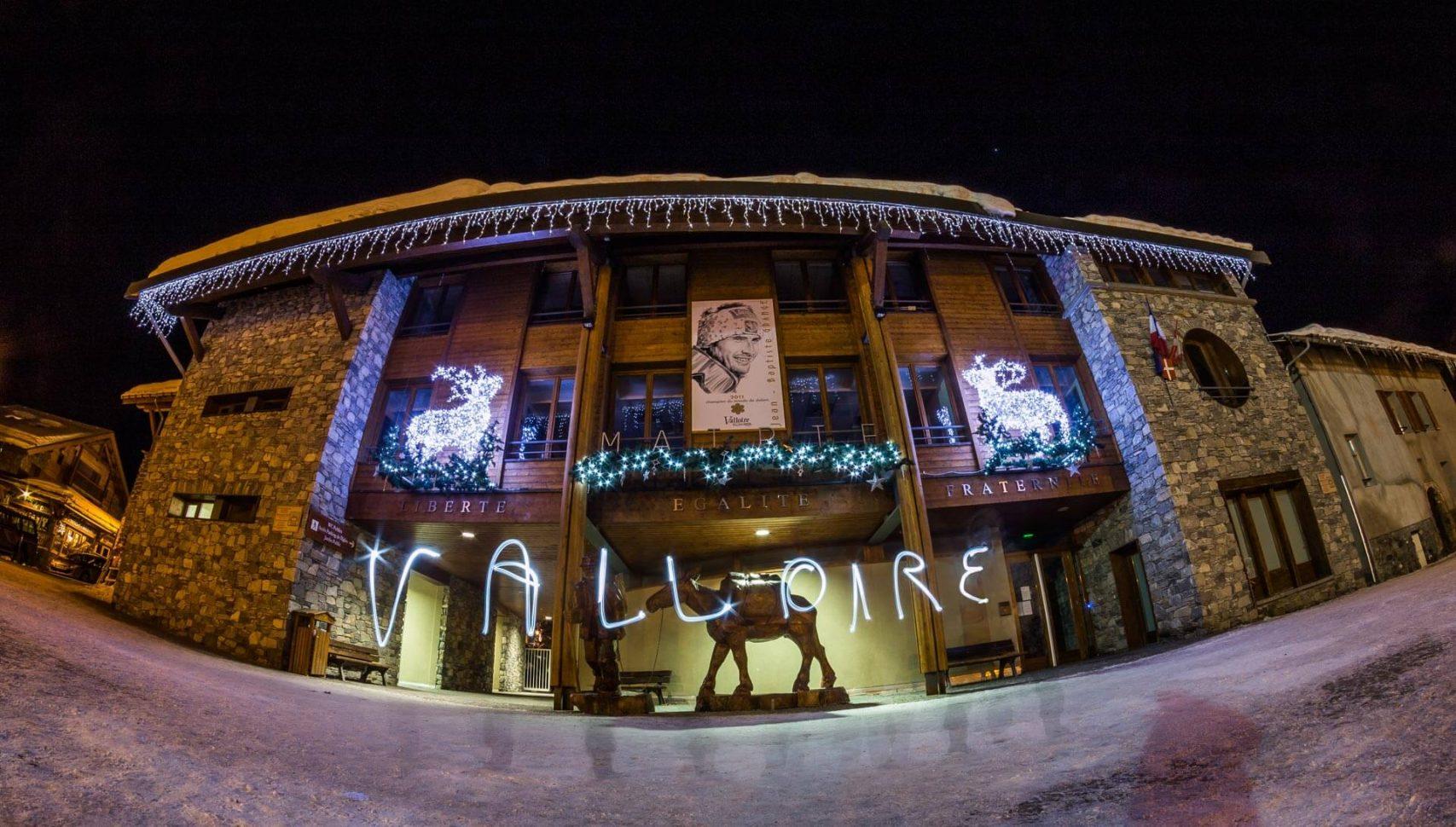 La mairie de Valloire vous accueille toute l'année !