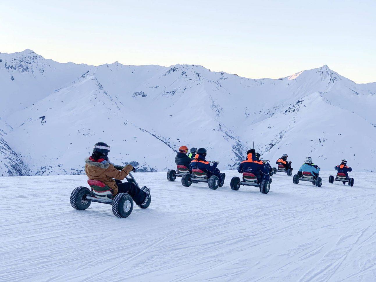 Pratiquez le mountain-kart à Valloire-Galibier