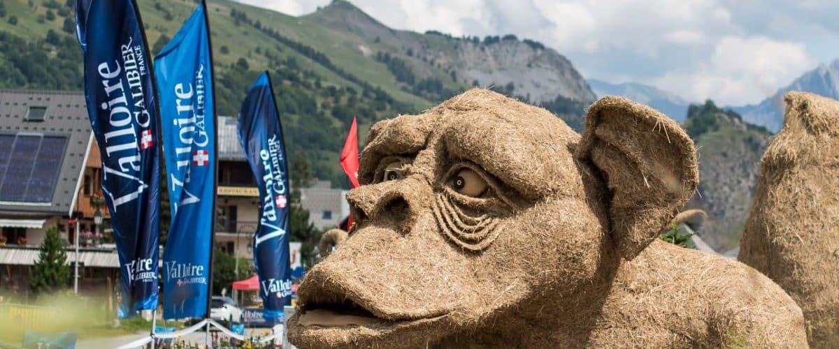 Major events in Valloire